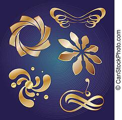 Golden Emblems