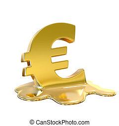 Golden Euro meltdown