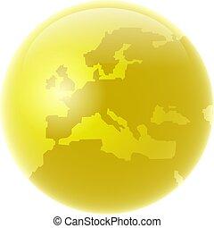golden europe
