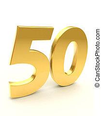 Golden fifty