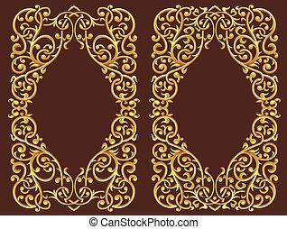 wedding ornaments vector clipart eps images 117 985 wedding