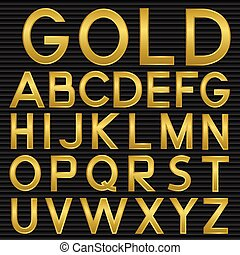 Golden Font