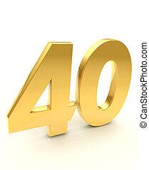 golden forty