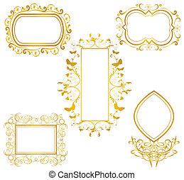 golden frame 2