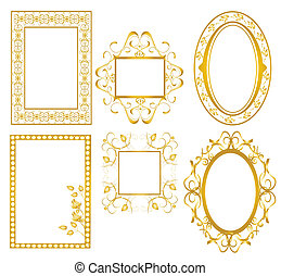 golden frame 3