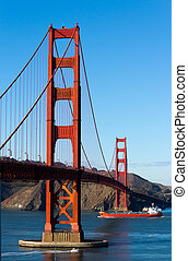 Golden Gate Bridge  - Golden Gate Bridge