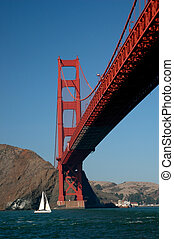 Golden Gate Sailing