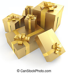 golden gifts isoleted