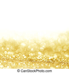 Golden glitter background - Golden shiny glitter holiday ...