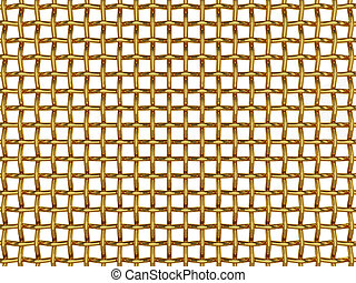 Golden grid