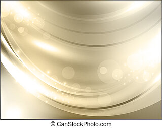 Golden holiday background - Abstract golden holiday...