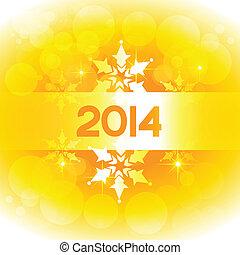 golden holiday design