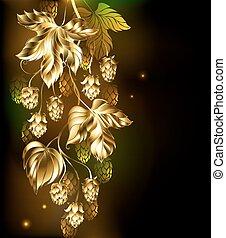 Golden hops