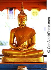 golden image of Buddha 2