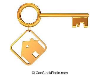 Golden Key House
