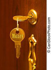 Golden key Money