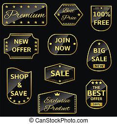 Golden labels