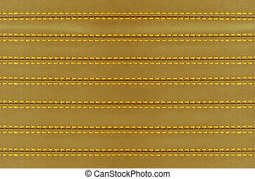 golden leather background
