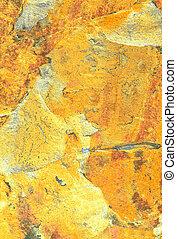 Golden Marbling