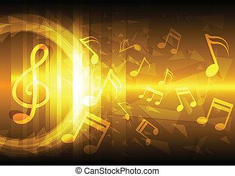Golden melody