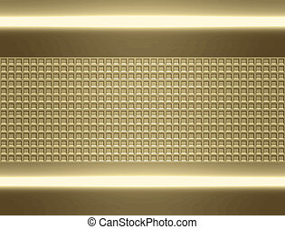 golden metal background texture