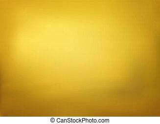Golden metal texture background.