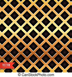 golden metal texture vector background