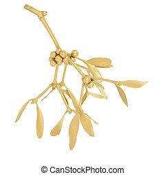 Golden Mistletoe