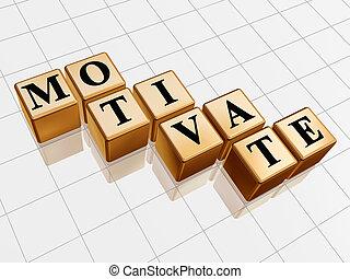 golden motivate