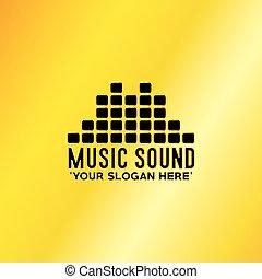 Golden Music Emblem