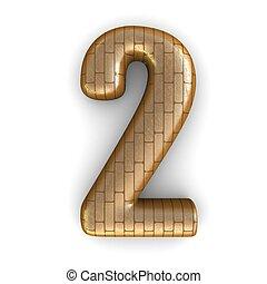 golden number - 2