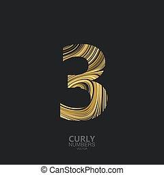 Golden number 3