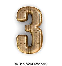 golden number - 3
