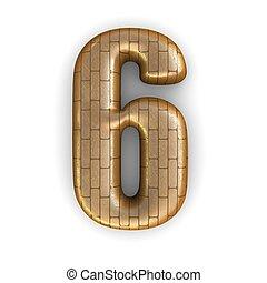 golden number - 6