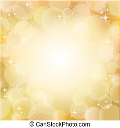 Golden orange abstract background - Golden abstract...
