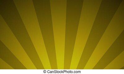 Golden Radial Loop