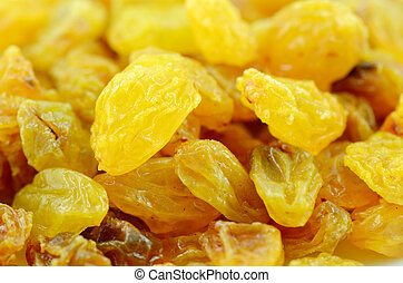 Golden Raisins.