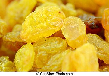 Golden Raisins.