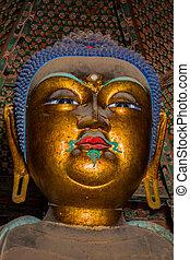 Golden Sakyamuni