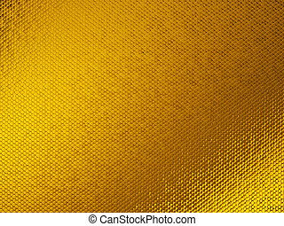 Golden Scales textured material or background. Large...