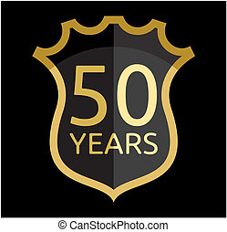 Golden shield 50 years