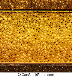 Golden skin background texture