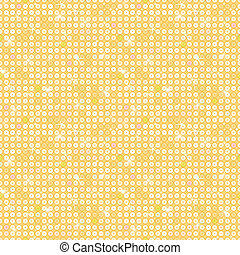 Golden sparkles seamless pattern background - Vector golden...