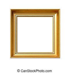 Golden Square Frame