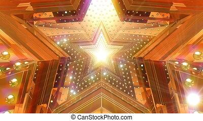 Golden Stars Stage