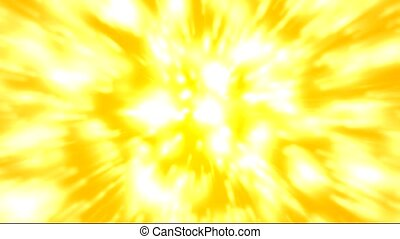 golden stars,light,explosion