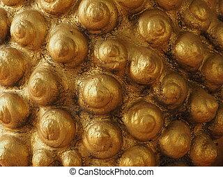 golden texture background.