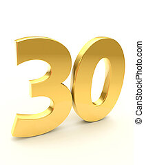 golden thirty