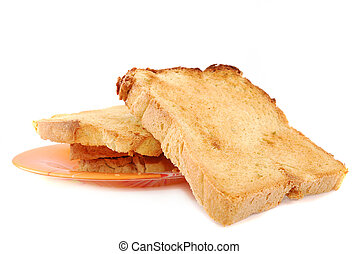 Golden toasts