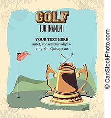 golden trophy golf tournament